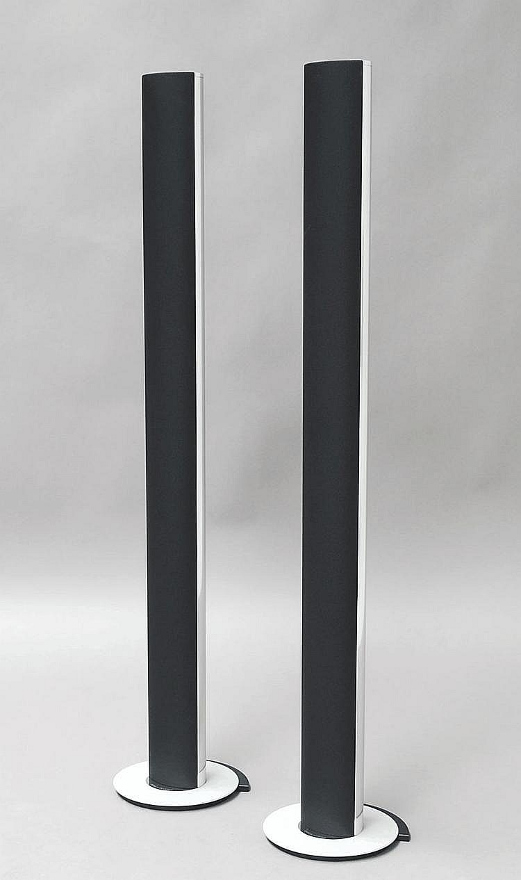 bang olufsen a set of beolab 6000 speakers with three yea. Black Bedroom Furniture Sets. Home Design Ideas