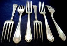 (6) Alvin Sterling fork's 221.02g