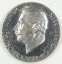 Silver medal Austria 1914
