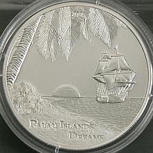 Palau 2006 $ 5 - silver coin