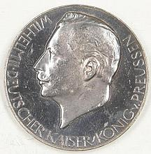 Silver medal Austria, War 1914-18 (v. Lauer),