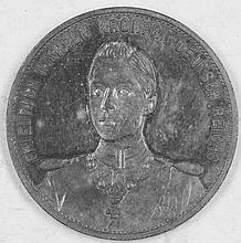 Silver Medal in 1900,