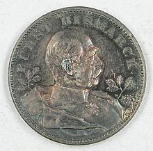 Medal Germany silver medal,