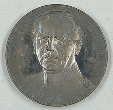 Silver medal Austria, 990 silver, (v. Lauer)