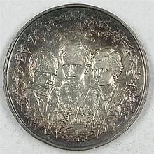 Medaille 1889 Brandenburg -Preußen