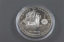 Vanuatu 2005 50 Vatu - silver coin