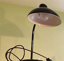 Original Lamp Kaiser Idell, fairly good condition