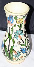 heavy ceramic vase