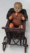 small doll carriage