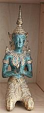 Indian temple dancers