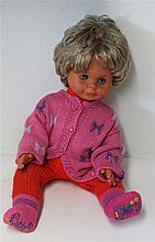 2 Artist dolls from Schmidt ,
