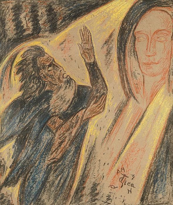Schleusner, Thea (1879 Wittenberg - 1964 Berlin)
