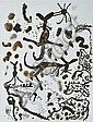 John Olsen (born 1928) Back O'Bourke 1979 lithograph A/P III/V1