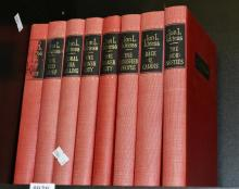 EIGHT VOLUMES OF ION L IDRIESS FRONTIER EDITION