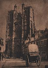 EMILE ROMBAUT(BELGIAN,1886-1935)