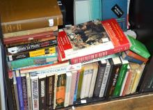 A QUANTITY OF MISCELLANEOUS BOOKS