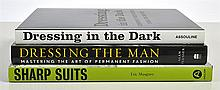 3 BOOKS OF MENS STYLING (RRP $150)
