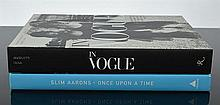 A SLIM AARON PHOTOGRAPHY AND A HISTORY OF VOGUE BOOKS