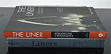 TWO BOOKS ON OCEAN LINERS
