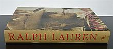 A BOOK ON RALPH LAUREN