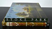 A BOOK ON STOKE PARK AND ONE ON BAROQUE DESIGN