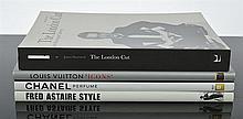 FOUR LUXURY BOOKS