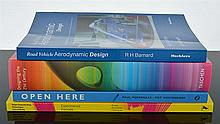 FOUR BOOKS ON DESIGN