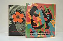 TWO BOOKS RELATING TO ANDY WARHOL