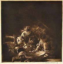 MORTIMER MENPES  (1860-1938)