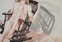 PHILIP PEARLSTEIN (American, born 1924)