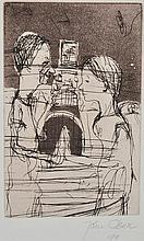JOHN OLSEN (born 1928)