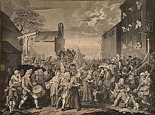 AFTER WILLIAM HOGARTH (British, 1697-1764)