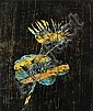 SIDNEY NOLAN (1917-1992) Floral Composition screenprint A/P