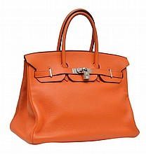 A Birkin Bag by Hermés