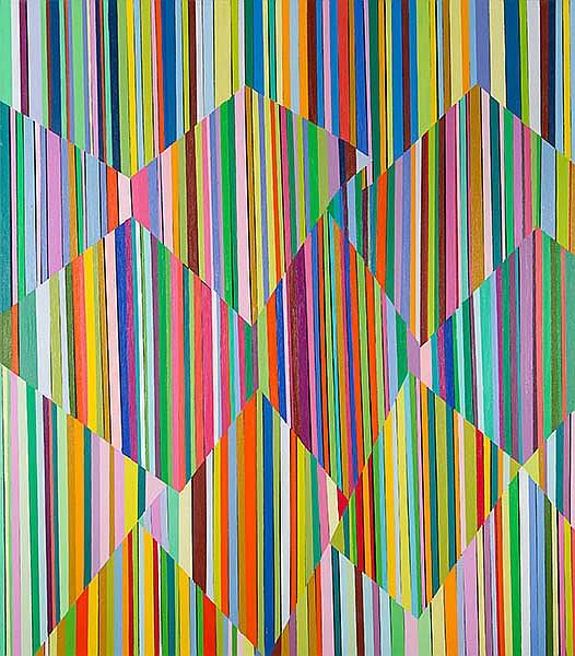 MELINDA HARPER (BORN 1965) Untitled 2008 oil on canvas