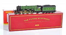 HORNBY 00 R2146 LNER 4-6-2 CLASS A3 'FLYING SCOTSMAN' MILLENIUM LIMITED EDITION OF 2000 (NO 1880) NO. 103, DETAILED PARTS PLATED IN .