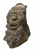 EMMANUEL MANE KATZ (1894-1962), 'HEAD OF A RABBI'