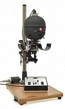 FOCOMAT IC ENLARGER WITH LEICA LENS AND ADJUSTABLE BASE BOARD; AND LEITZ FOCOTIMER, CONDITION: 5