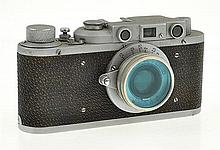 RUSSIAN LEICA COPY CAMERA NO. 7551, CONDITION: 5