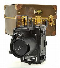 KCE 288 AERIAL CAMERA WITH LEITZ ELCAN 2.8 LENS, CONDITION: 5