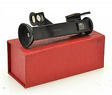 LEITZ RIGHT ANGLE VIEWER IN ORIGINAL BOX, CONDITION: 5