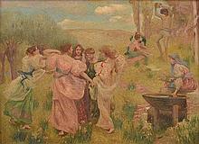 RUPERT BUNNY (1864-1947)