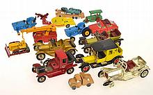 14 X MATCHBOX MODELS INCLUDING