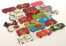 23  X MATCHBOX SUPERFAST MODELS, UNBOXED, A/F (23)