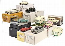 10 X DIECAST MODELS OF VARIOUS MAKES