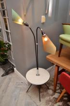 A 1950's AUSTRALIAN RITE LITE STANDARD LAMP