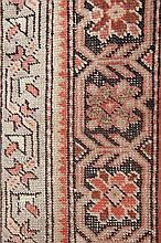 A BIDJAR RUNNER, WEST PERSIA, LATE 19TH CENTURY