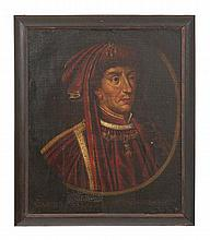 PORTRAIT, CHARLES THE BOLD , DUKE OF BURGUNDY, 18TH CENTURY