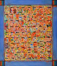 PAUL PARTOS (1943-2002) Untitled 1999 oil on canvas