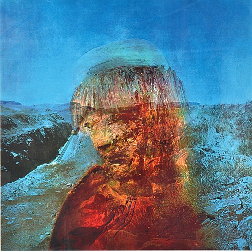 SIDNEY NOLAN, THE MINER SCREENPRINT 43/70